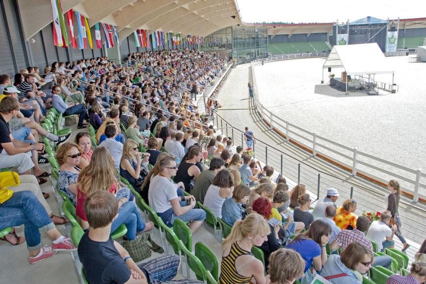 Šią vasarą Lietuvoje – antrasis Pasaulio lietuvių jaunimo susitikimas.