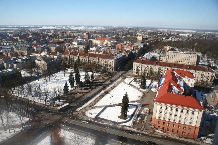 Šiaulių miestas