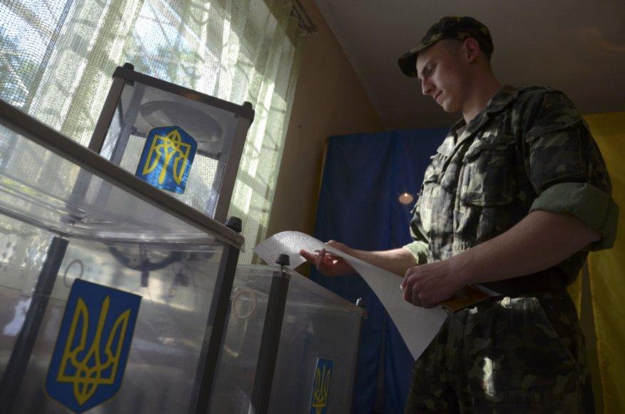 Balsavimas Lvove