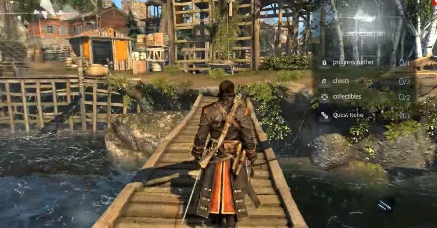 Assasin's Creed žaidimas