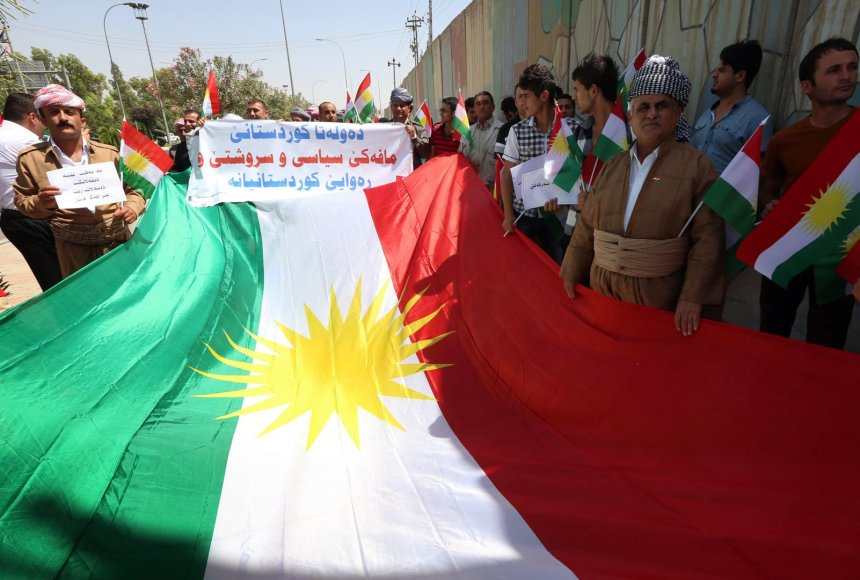 Irako kurdai
