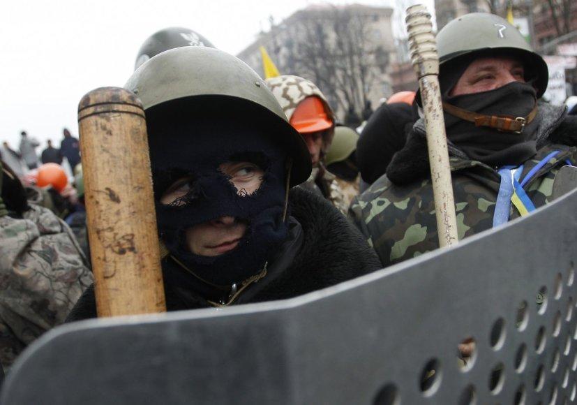 Maidano gynybos būriai Kijeve