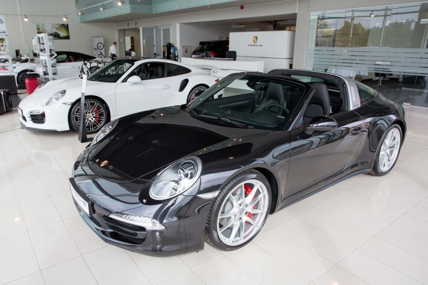 """""""Porsche 911 Targa 4S"""""""