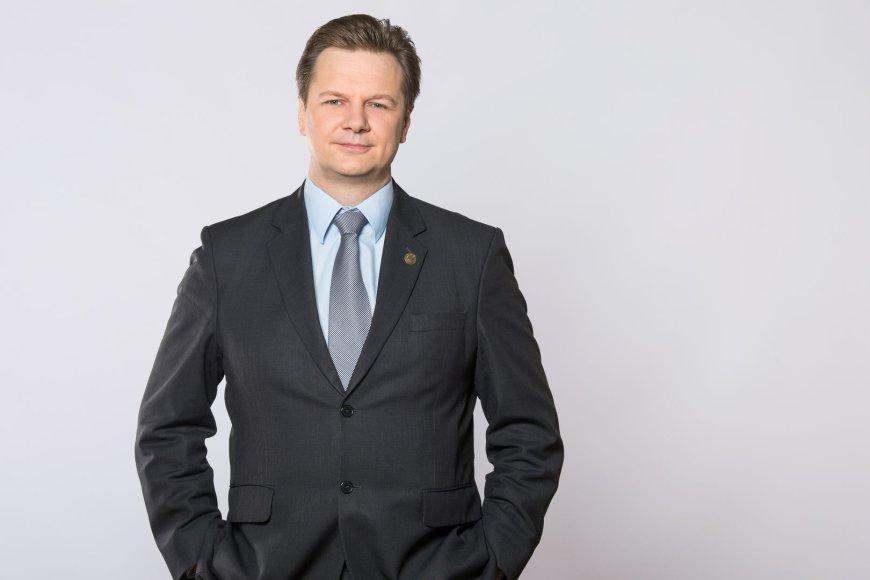 KTU Mechanikos inžinerijos ir dizaino fakulteto dekanas Andrius Vilkauskas