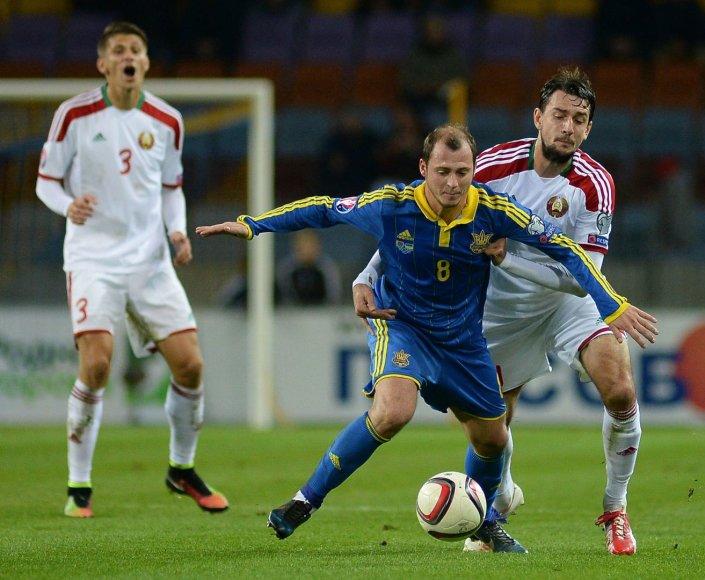 Baltarusija – Ukraina