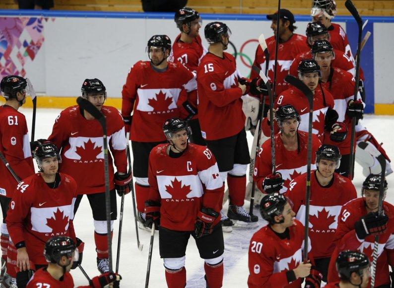 Kanados ledo ritulio rinktinė