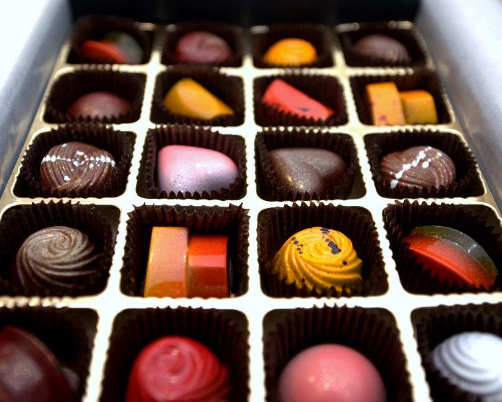 Sunku atsisakyti šokolado