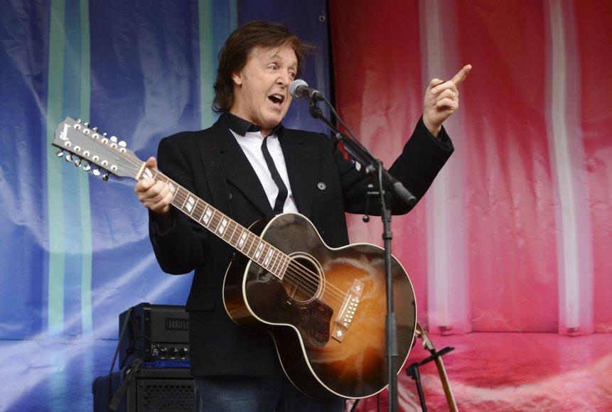 12 vieta – Paulas McCartney (47 mln. JAV dolerių)