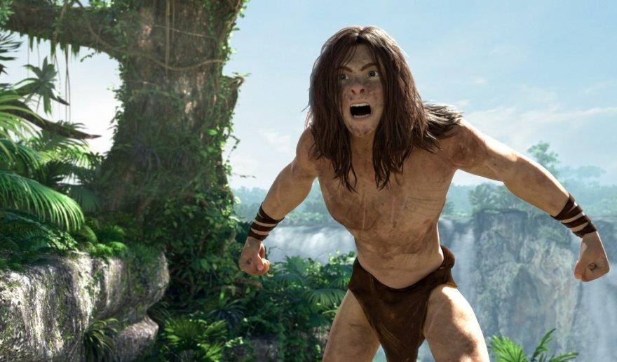 """Animacinis filmas """"Tarzanas"""""""