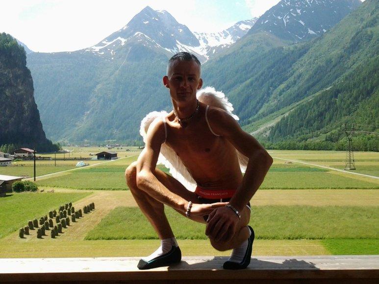 """Mindaugas Grudzinskas """"Mr Gay Europe"""" konkurse"""
