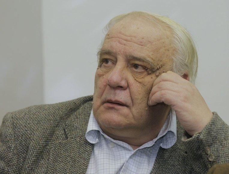 Buvęs sovietų laikų disidentas Vladimiras Bukovskis