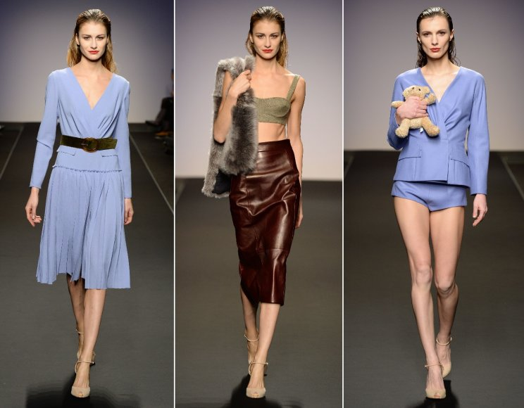 Gretos Boldini kolekcijos modeliai