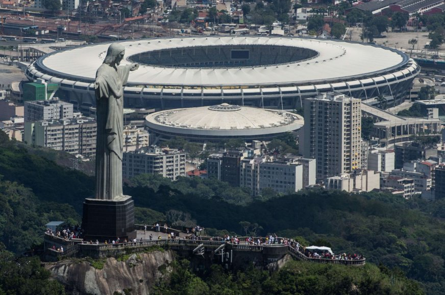 """Estadio Do Maracana"""