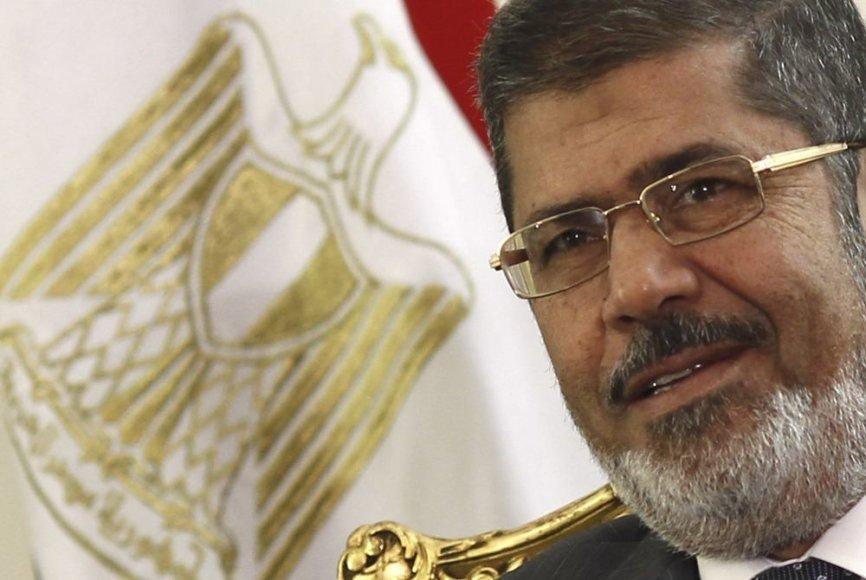 Mohamedas Mursi