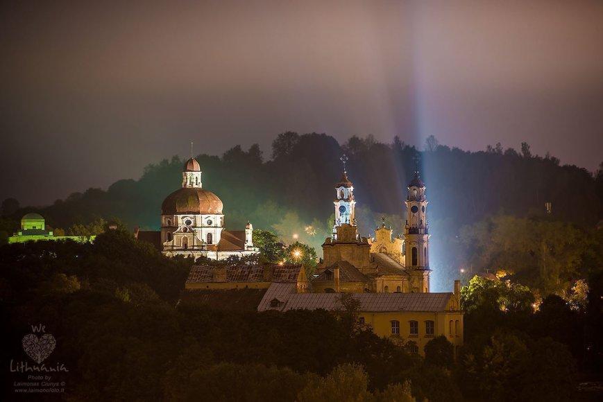 Vilniaus Viešpaties Dangun Žengimo bažnyčia