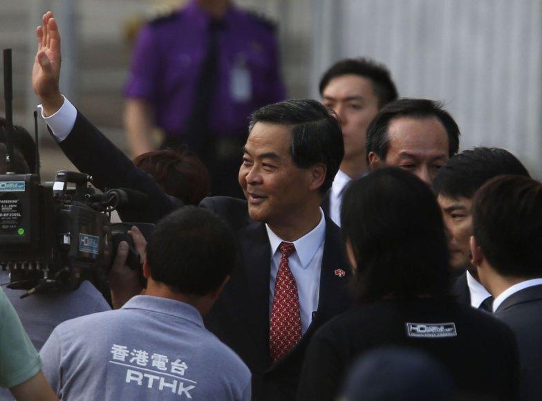 Leung Chun-yingas