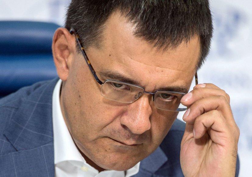 Rusijos deputatas Valerijus Selezniovas