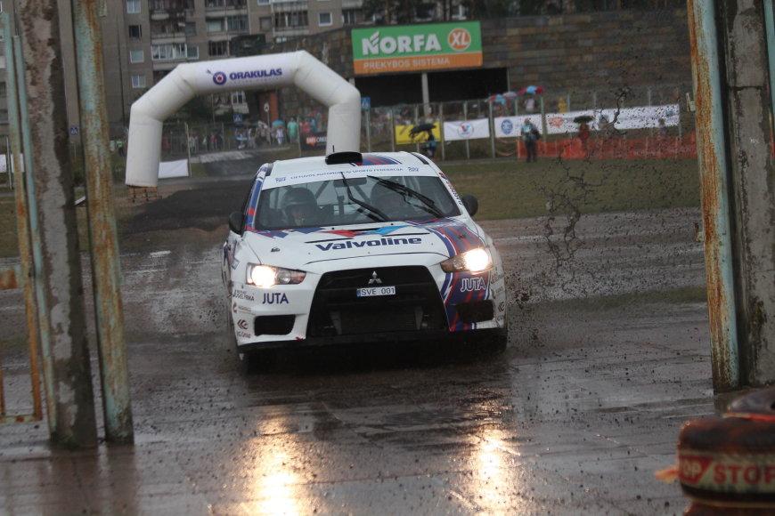 """""""300 Lakes Rally"""" varžybos"""