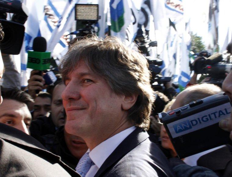 Argentinos viceprezidentas Amado Boudo