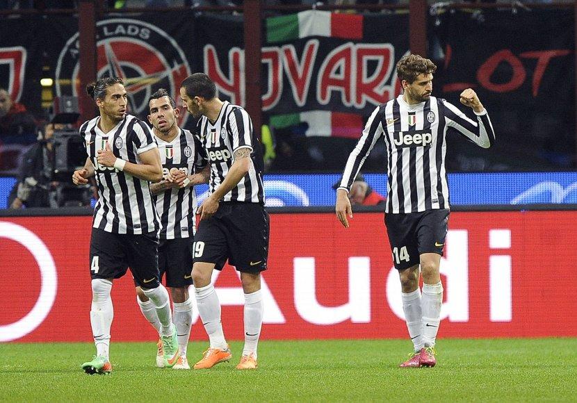 """""""Juventus"""" džiaugsmas"""