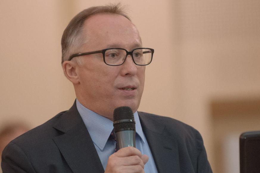 KTU profesorius Algis Krupavičius