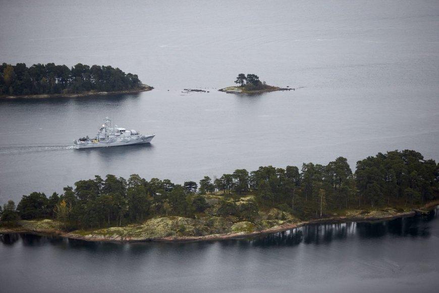 Rusijos povandeninio laivo paieškos