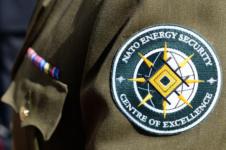 NATO energetinio saugumo kompetencijos centro atidarymo ceremonija