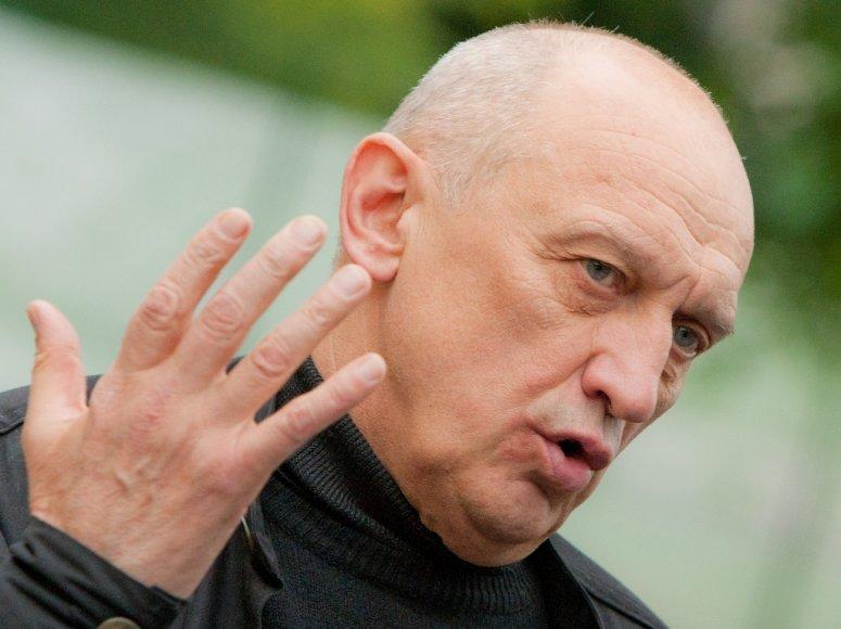 Dainų šventės atidarymo koncerto režisierius Valentinas Masalskis