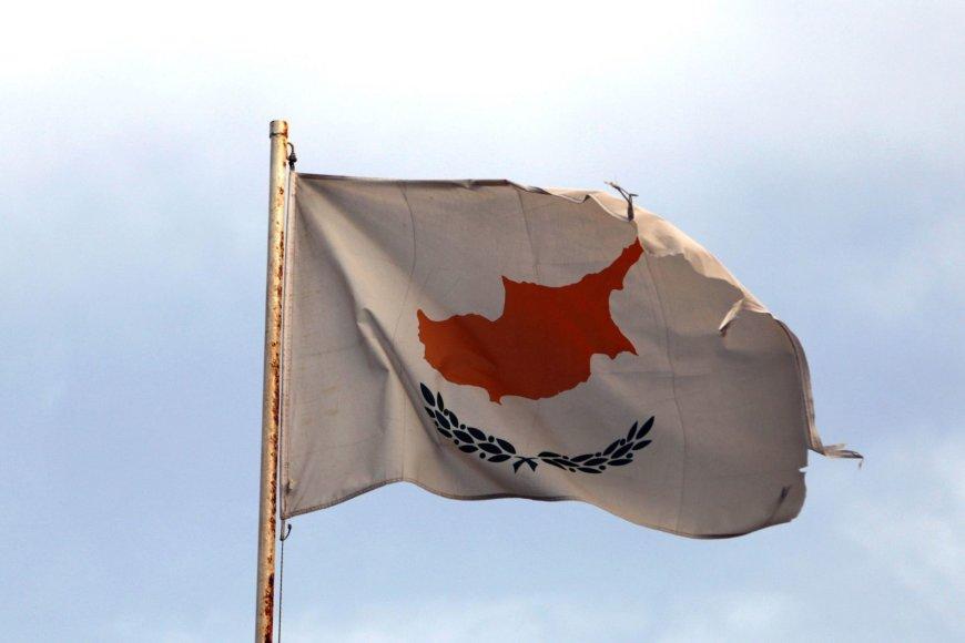 Kipro vėliava