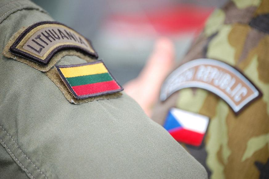 Lietuvos ir Čekijos kariai