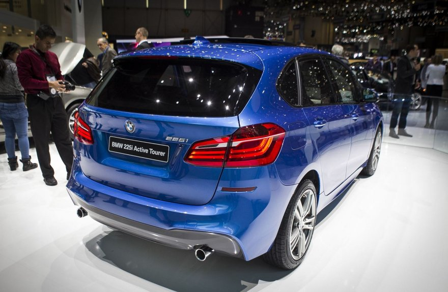 """BMW 2 Active Tourer"""
