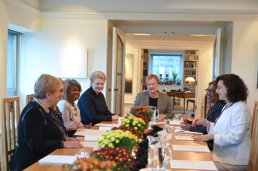 Pasaulio moterų lyderių taryba