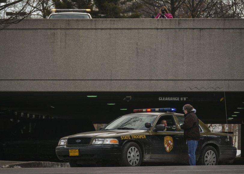 Tragedija JAV prekybos centre