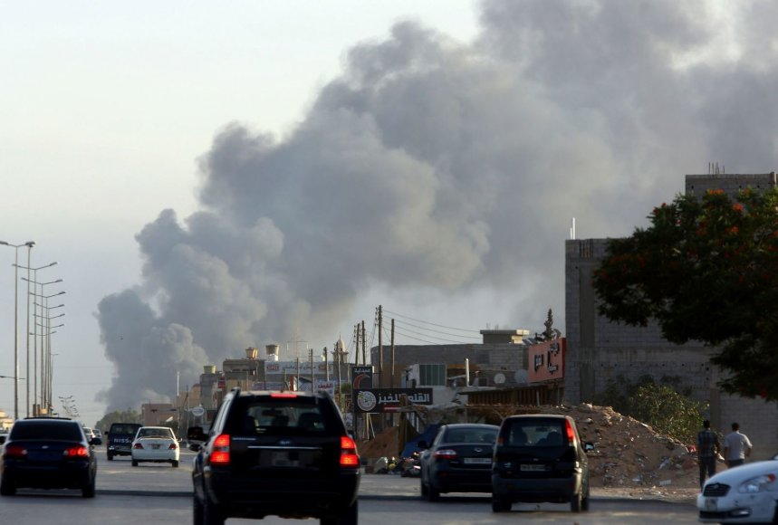 Smurtas Libijoje