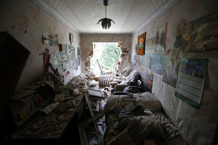 Marijinkos miestelis Ukrainoje