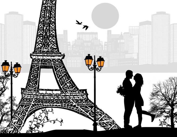 Meilė Paryžiuje
