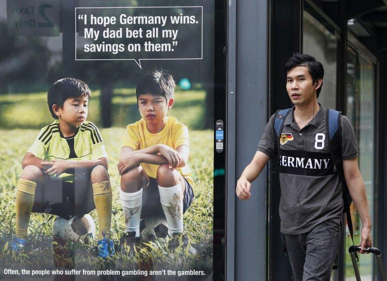 Lošimų reklama
