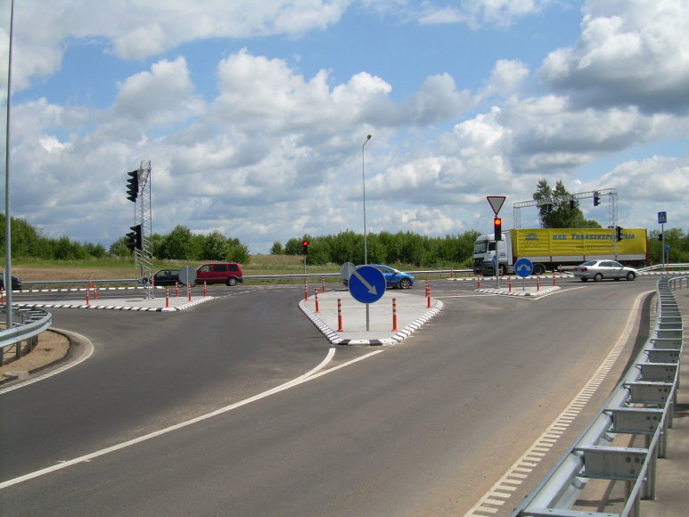 Kelias A14 Vilnius-Utena