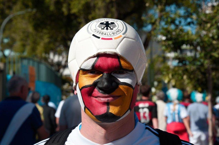 Vokietijos futbolo sirgalius