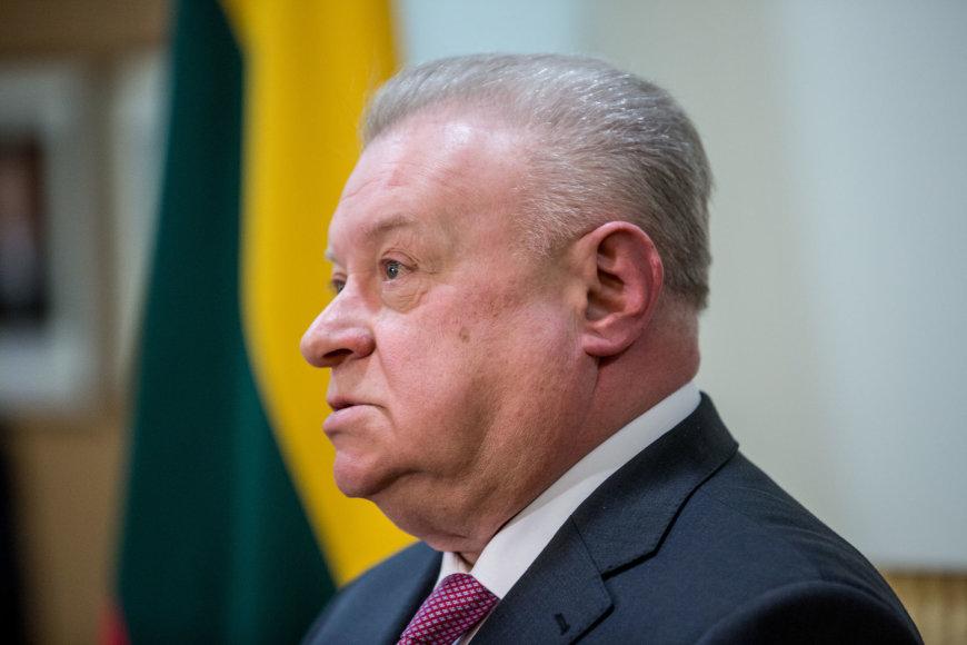 Rusijos Federacijos ambasadorius Aleksandras Udalcovas