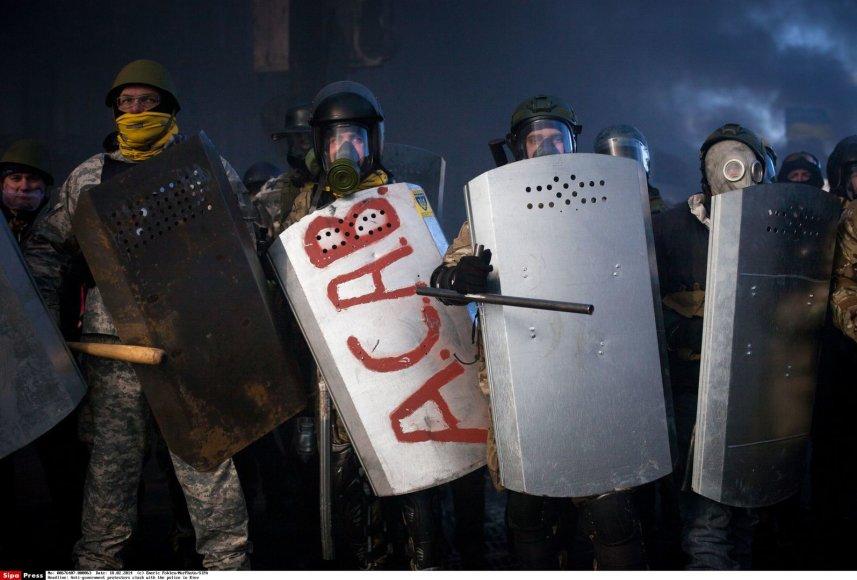 Maidano kovotojai