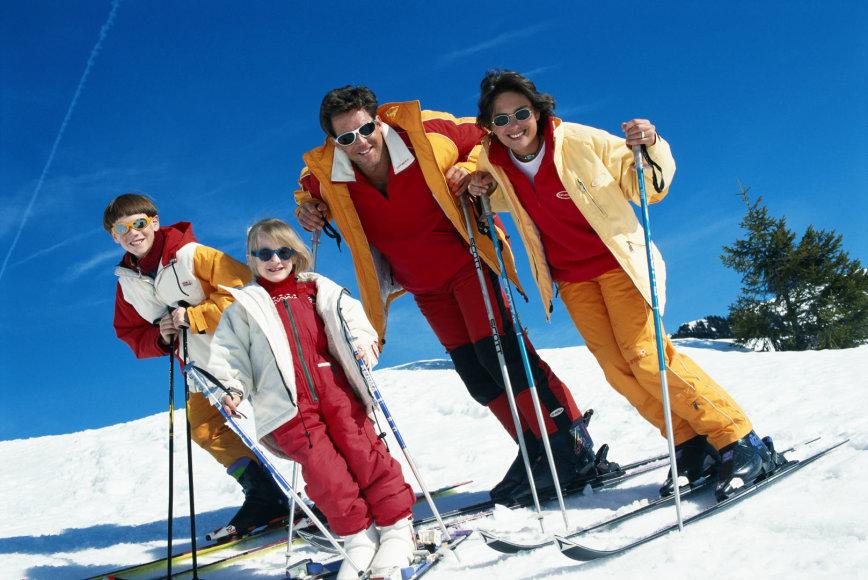 Vasaros kelionės pradedamos pardavinėti žiemą, žiemos – vasarą. West Express nuotr.