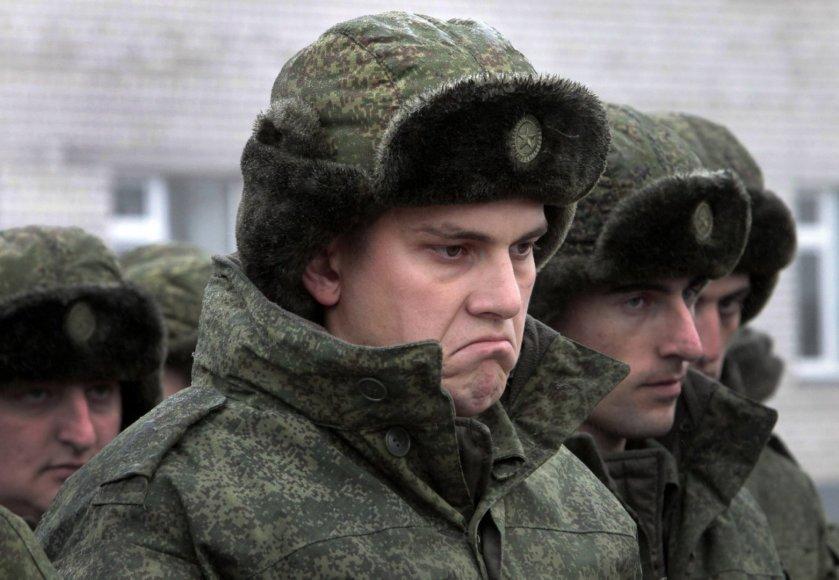 Šauktinių išlydėjimo ceremonija Čečėnijoje