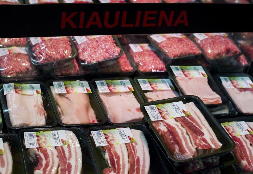 Mėsos produktai