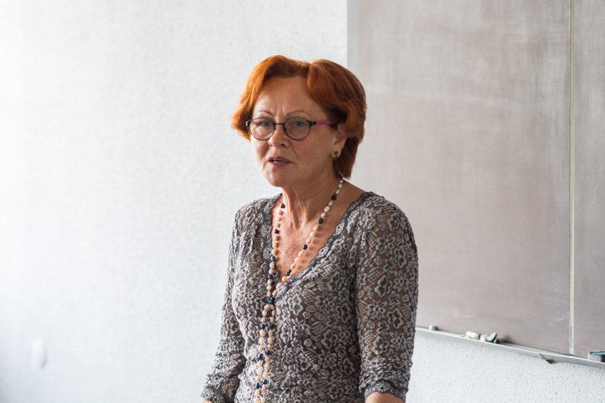 Nijolė Oželytė. KTU archyvo nuotr.