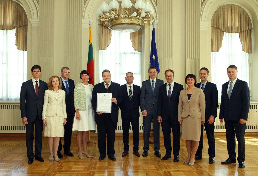 Memorandumas dėl euro