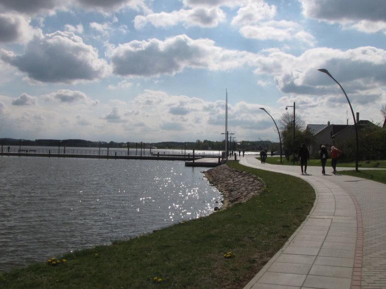 Masčio ežeras šiemet jau pasiglemžė pirmąją auką.