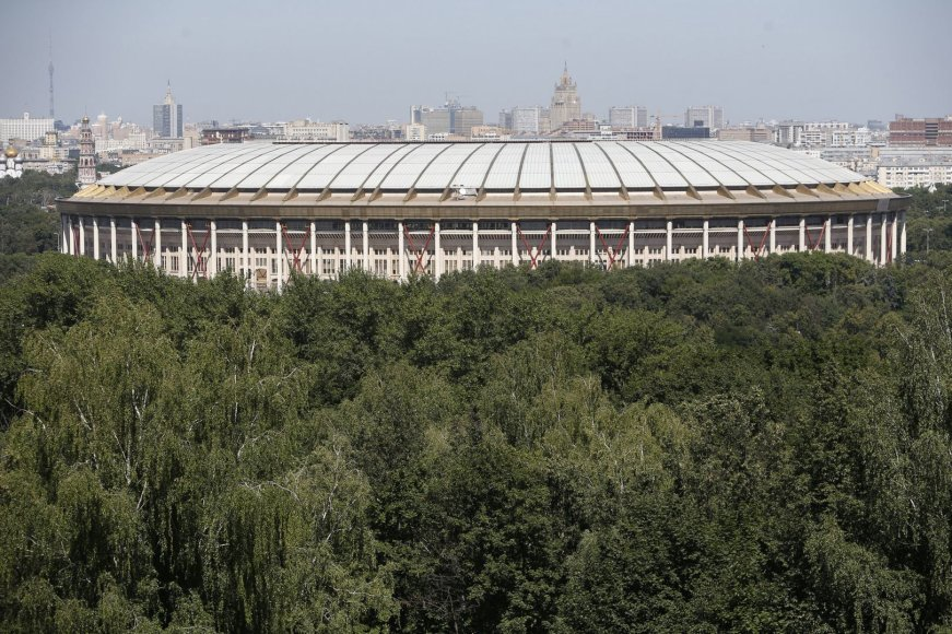 Lužniki stadionas Maskvoje