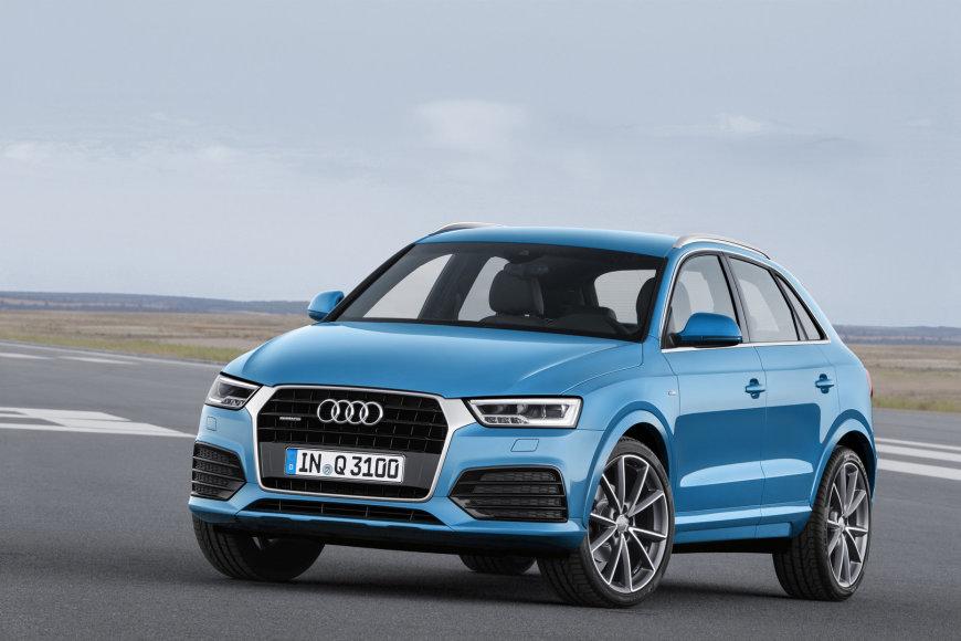 """""""Audi Q3"""""""