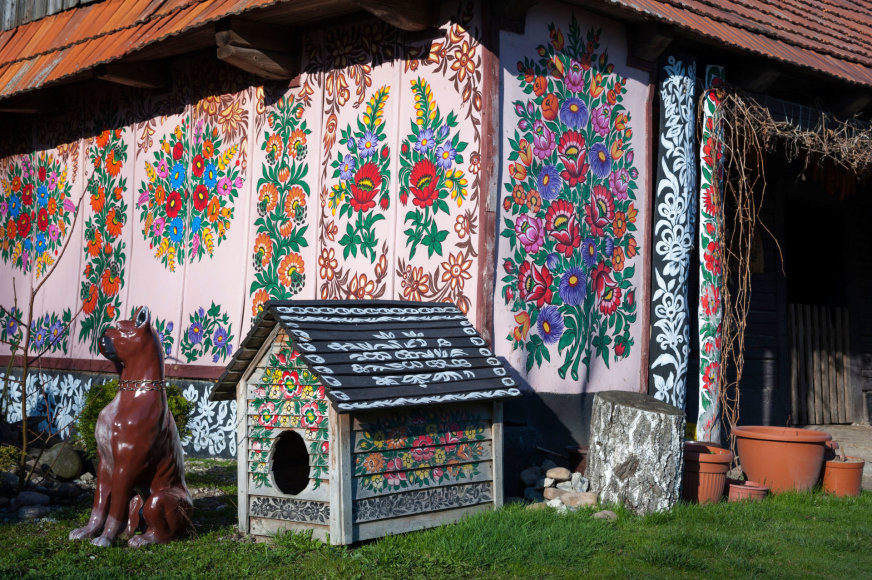 Nedidelis miestelis lenkijoje tikras pasak kaimas for Case in legno in polonia